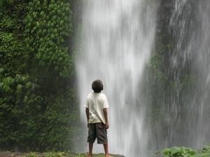 Waterfall, Lombok